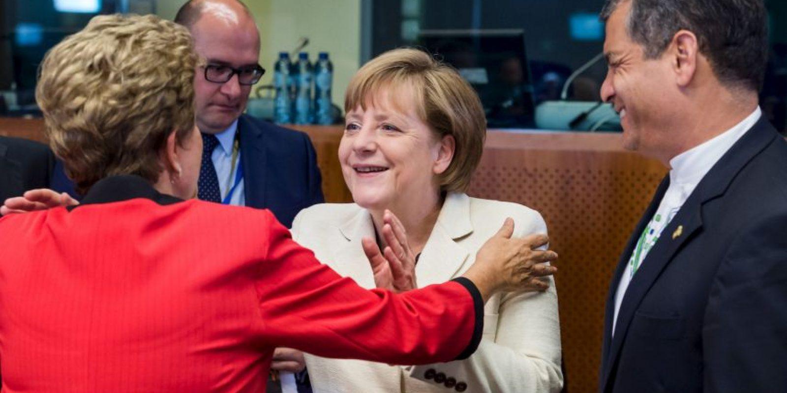 5. Datos y cifras de esta reunión Foto:AP