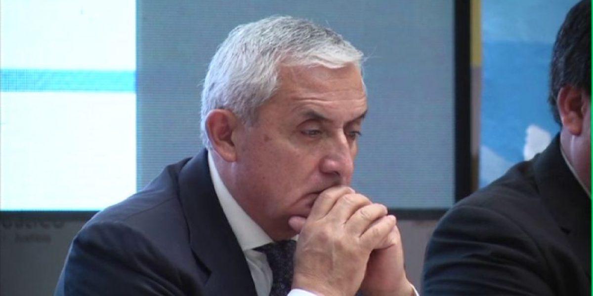 Diputados definirán el futuro judicial de Pérez