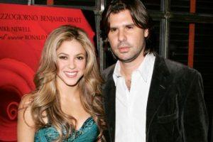 Shakira y Antonio de la Rúa Foto:Agencias