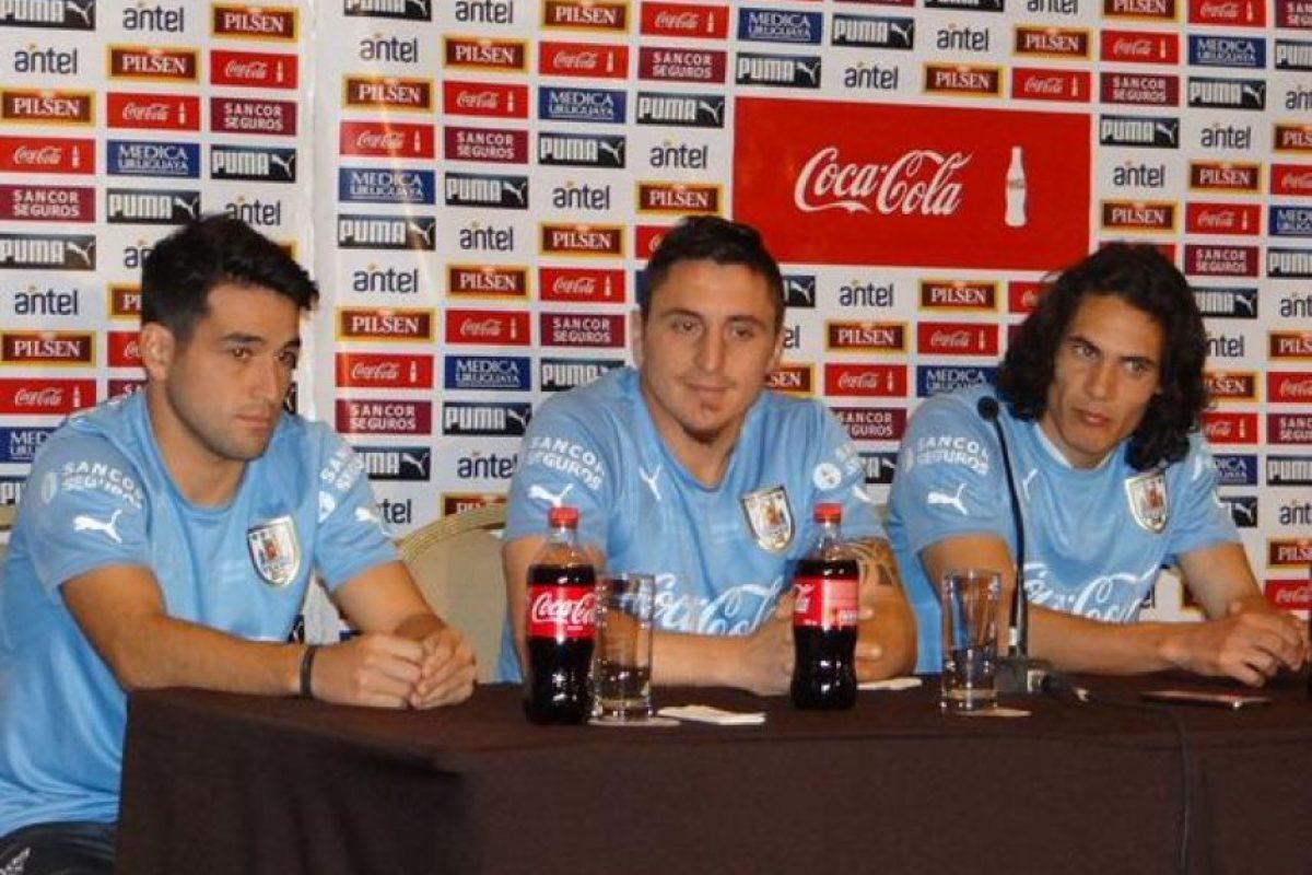 Uruguay se enfrentará a Argentina, Paraguay y al invitado Jamaica. Foto:Vía facebook.com/aufoficial