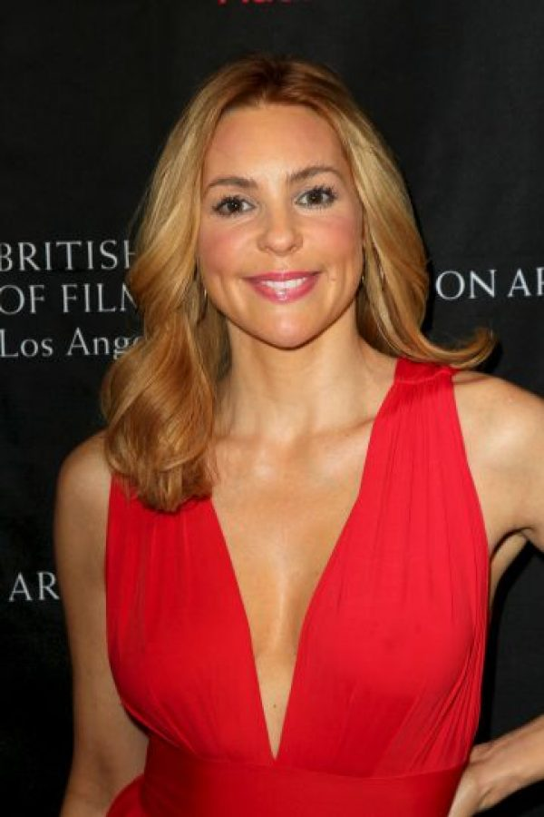 Interpretada por Olivia d'Abo Foto: Getty Images