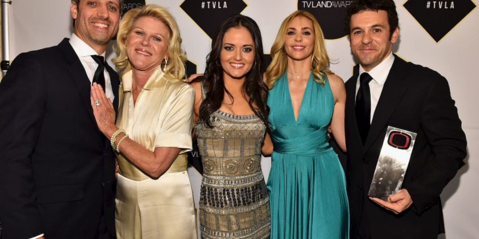 Josh Saviano, Alley Mills, Danica McKellar, Olivia d'Abo y Fred Savage. Foto:Getty Images