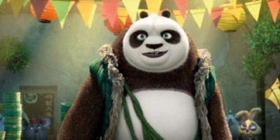 """""""Po"""" descubrirá que no es el único panda Foto:IMDb"""