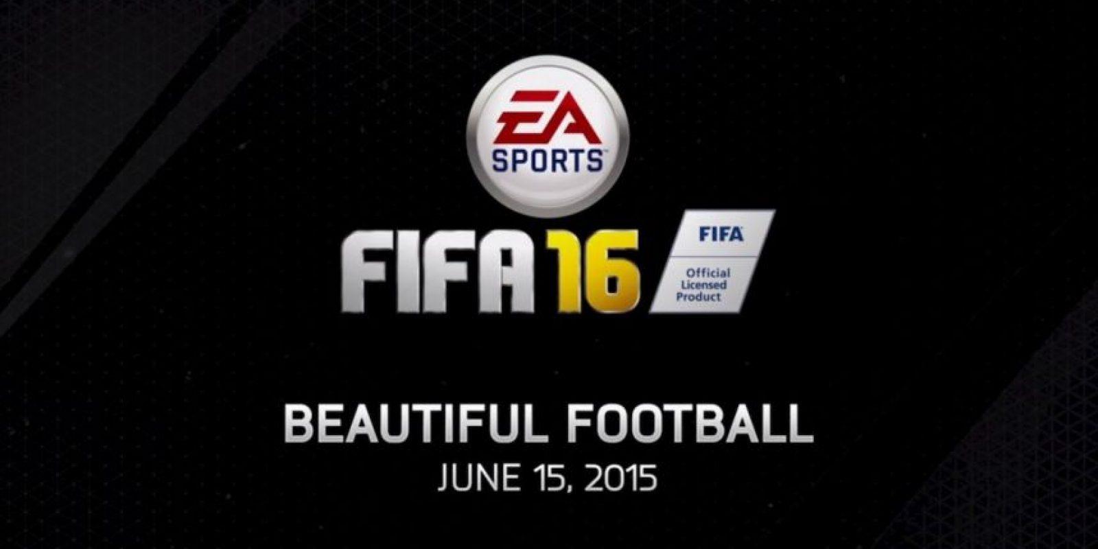 Más detalles el 15 de junio. Foto:EA Sports
