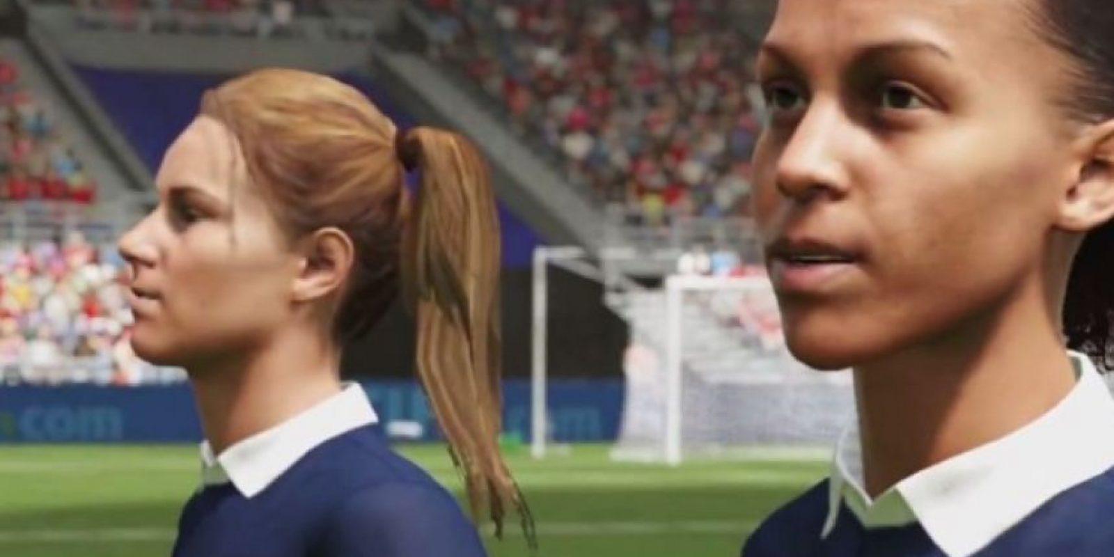 Francia. Foto:EA Sports