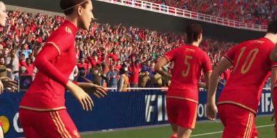España. Foto:EA Sports
