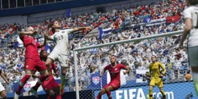 Estados Unidos vs. Canadá. Foto: EA Sports