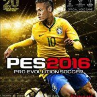 Neymar es la portada del nuevo PES 2016. Foto:Konami