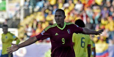 """La """"vinotinto"""" superó en su debut a una de las favoritas en la Copa América. Foto:AFP"""