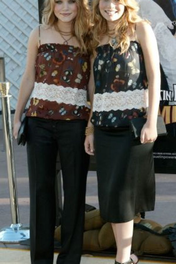 "Iniciaron su carrera interpretando el personaje de ""Michelle Tanner"" Foto:Getty Images"