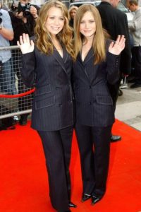 Las gemelas empezaron a trabajar desde que tenían 9 meses de edad. Foto:Getty Images