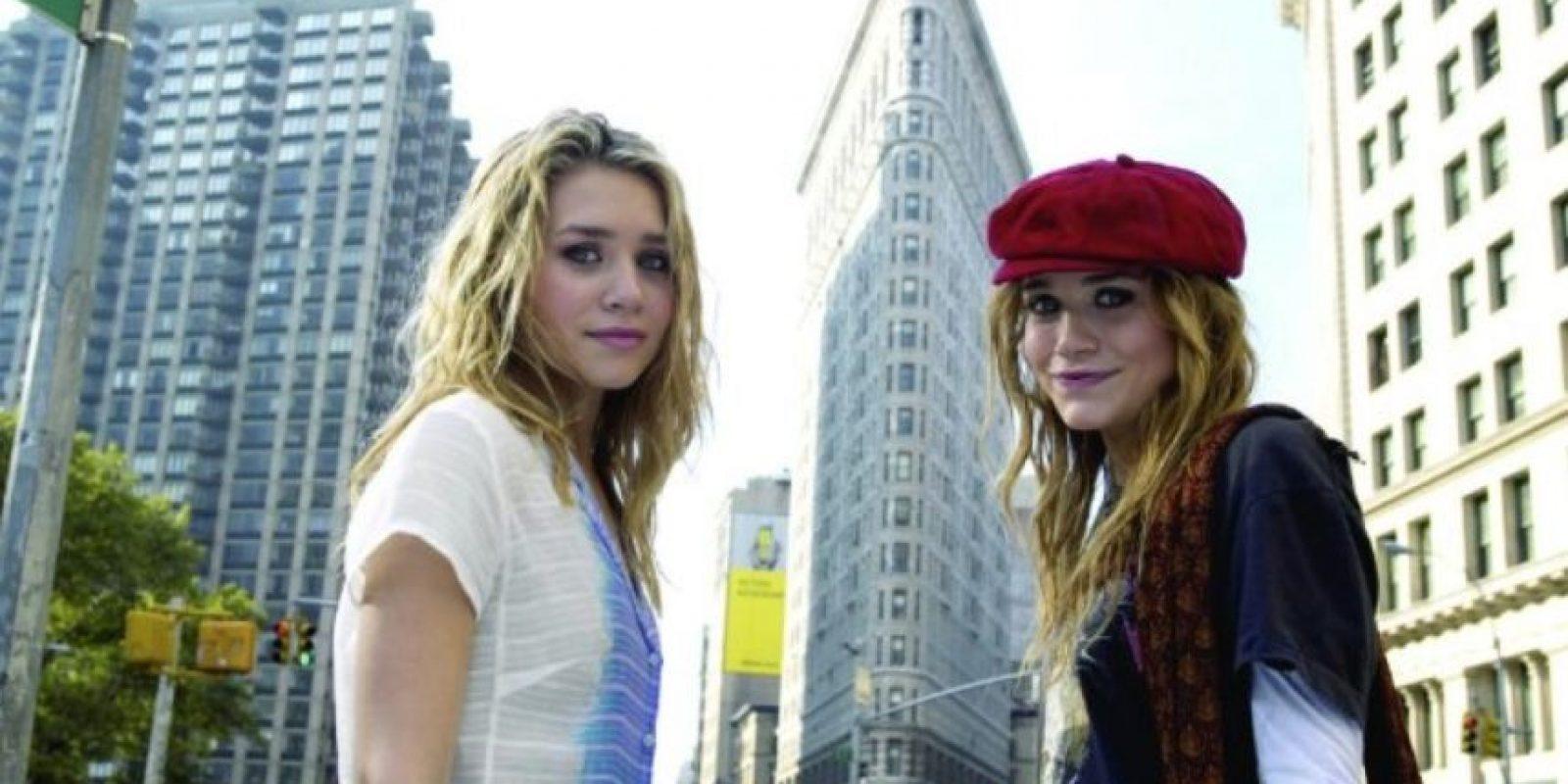 Las gemelas Olsen nacieron el 13 de junio de 1983. Foto:IMDb