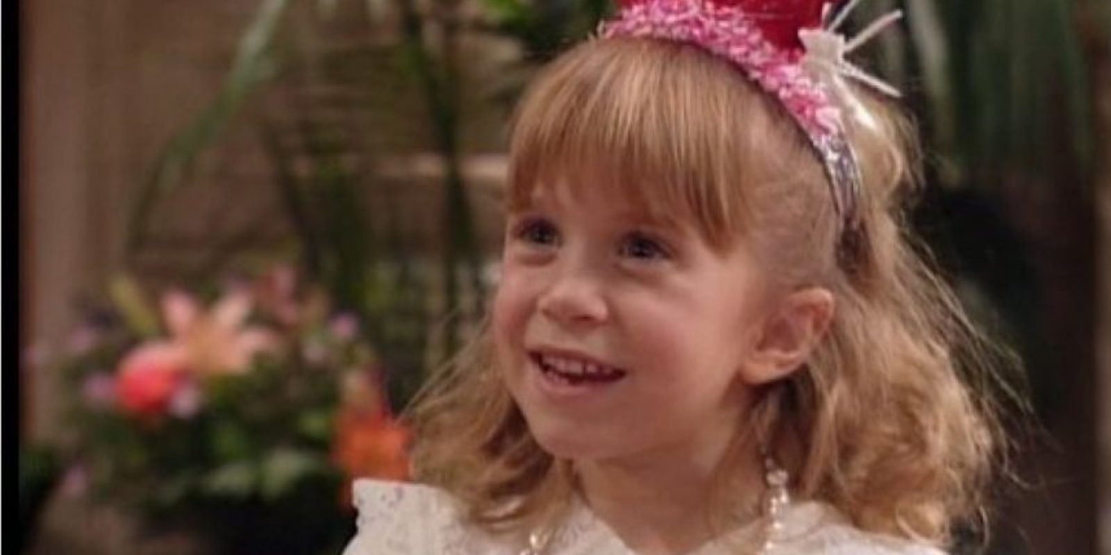 """Las gemelas compartieron el papel de """"Michelle Tanner"""" en la comedia """"Tres por tres"""" (""""Full House""""). Foto:IMDb"""