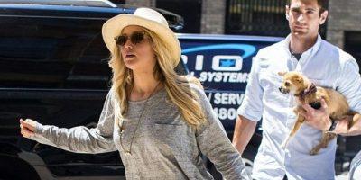 FOTOS. Conoce al sexy guardaespaldas de Jennifer Lawrence