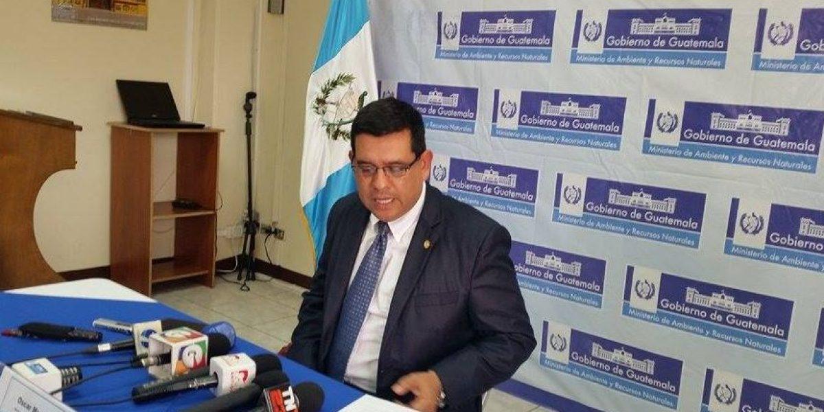 Ministro de Ambiente explica situación del río La Pasión e informa cierre de empresa