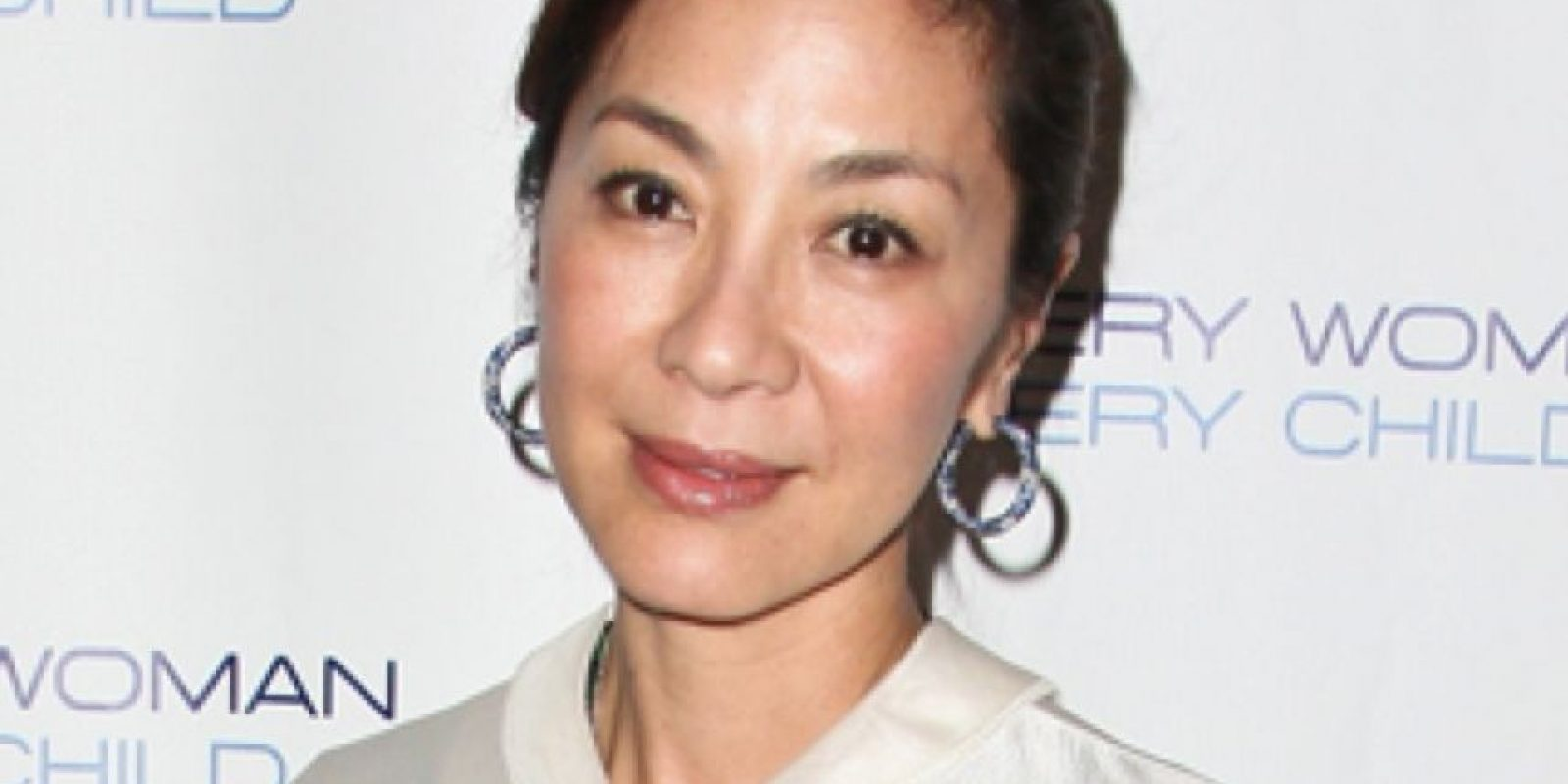 Michelle Yeoh, gracia oriental. Foto: vía Getty Images