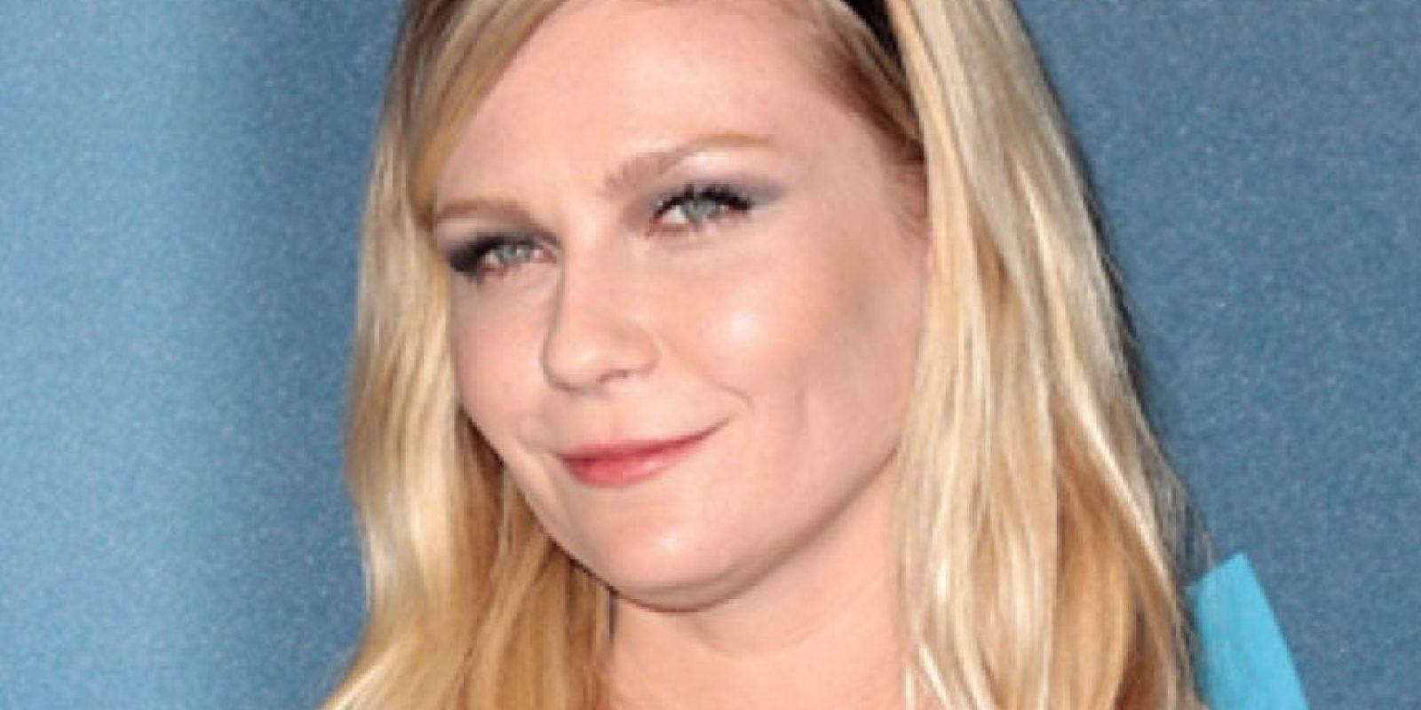 Kirsten Dunst también es otra elegante. Foto:vía Getty Images