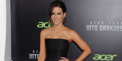 Kate Beckinsale es otra que no suele desacertar con sus looks. Foto: vía Getty Images