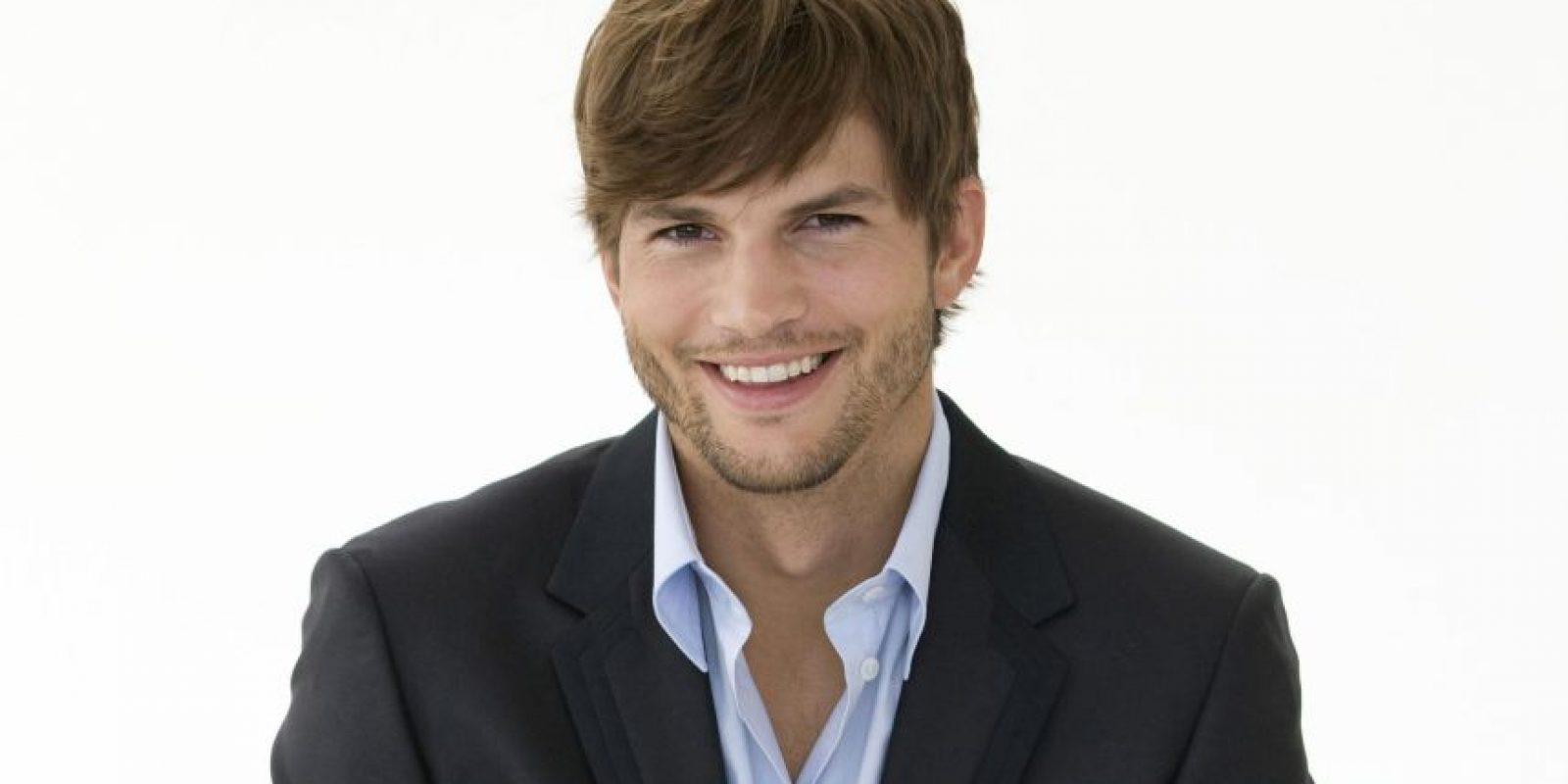 Ashton Kutcher Foto:Agencias