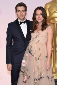 James Righton y Keira Knightley Foto: Agencias
