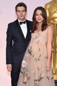 James Righton y Keira Knightley Foto:Agencias