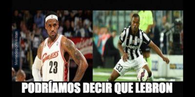 LeBron James protagoniza las burlas de las finales de la NBA