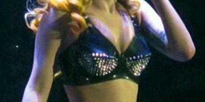 Lady Gaga sorprende con figura menos tonificada