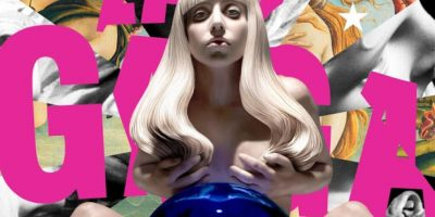 """11.- Lady Gaga en el disco """"Artpop"""" Foto:Ebay"""