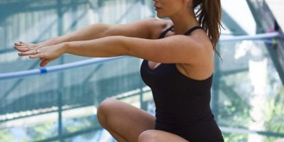 Aumenta el nivel de energía de la mujer Foto:vía instagram.com/sophie_guidolin