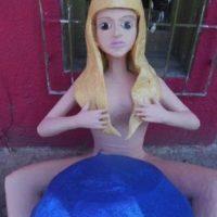 Lady Gaga Foto:vía facebook.com/pinateria.ramirez