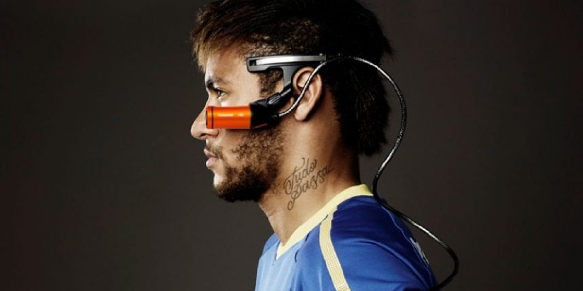 VIDEO. Neymar reta a siete niños y graba el encuentro