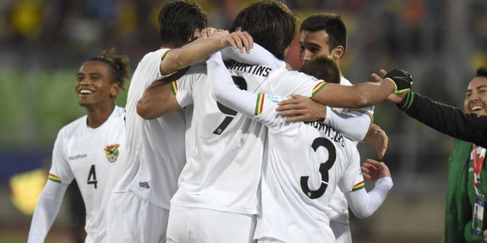 Es una de las revelaciones del torneo Foto:AFP