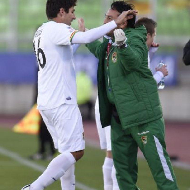 Y venció de forma sorpresiva a Ecuador Foto:AFP