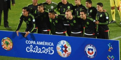 México, el primer eliminado de la Copa América 2015