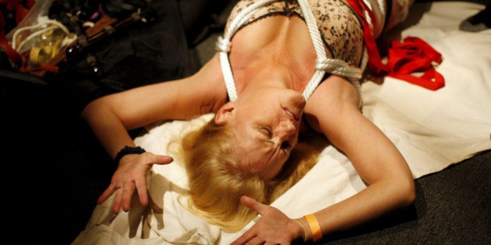 Desde cosquillas hasta una estimulacióon fuerte, expuso la sexóloga estadounidense Stacy Rybchin. Foto:Getty Images