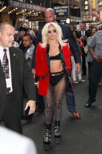Quizás ella marca tendencia. Foto:vía Getty Images