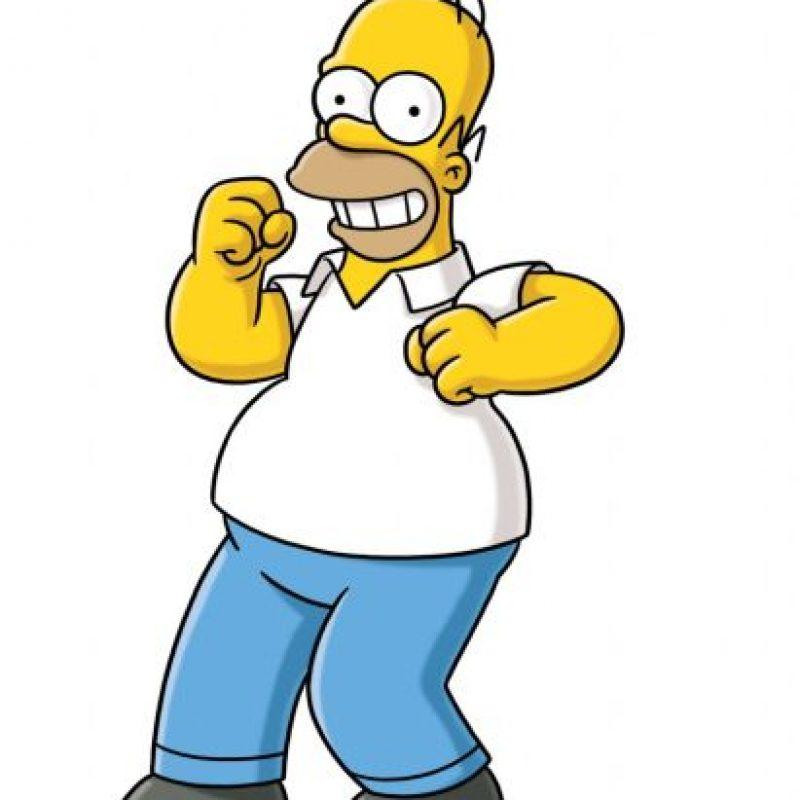 1. Homero Simpson: ignora realmente lo que les pasa a sus hijos y trata de arruinarles la vida. Foto:vía FOX