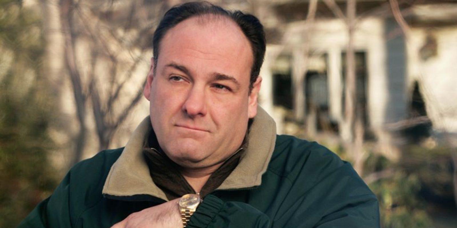 """5. Tony Soprano, de """"The Sopranos"""": siempre trató de protegerlos, pero por su naturaleza les hizo daño. Foto:vía HBO"""