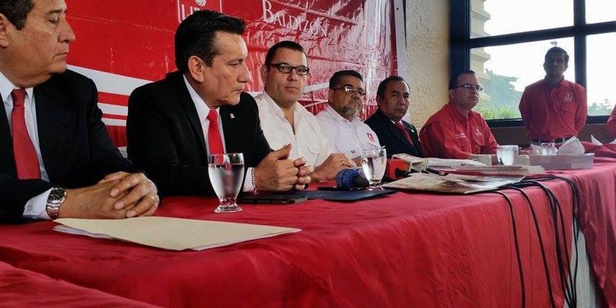 Manuel Baldizón renuncia a su derecho de antejuicio para ser juzgado