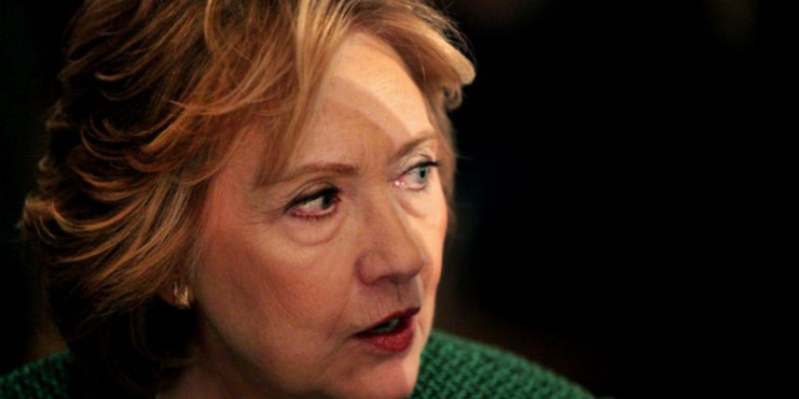 Hillary Clinton calificó de inadmisibles los comentarios que el multimillonario hizo de los mexicanos. Foto:Getty Images
