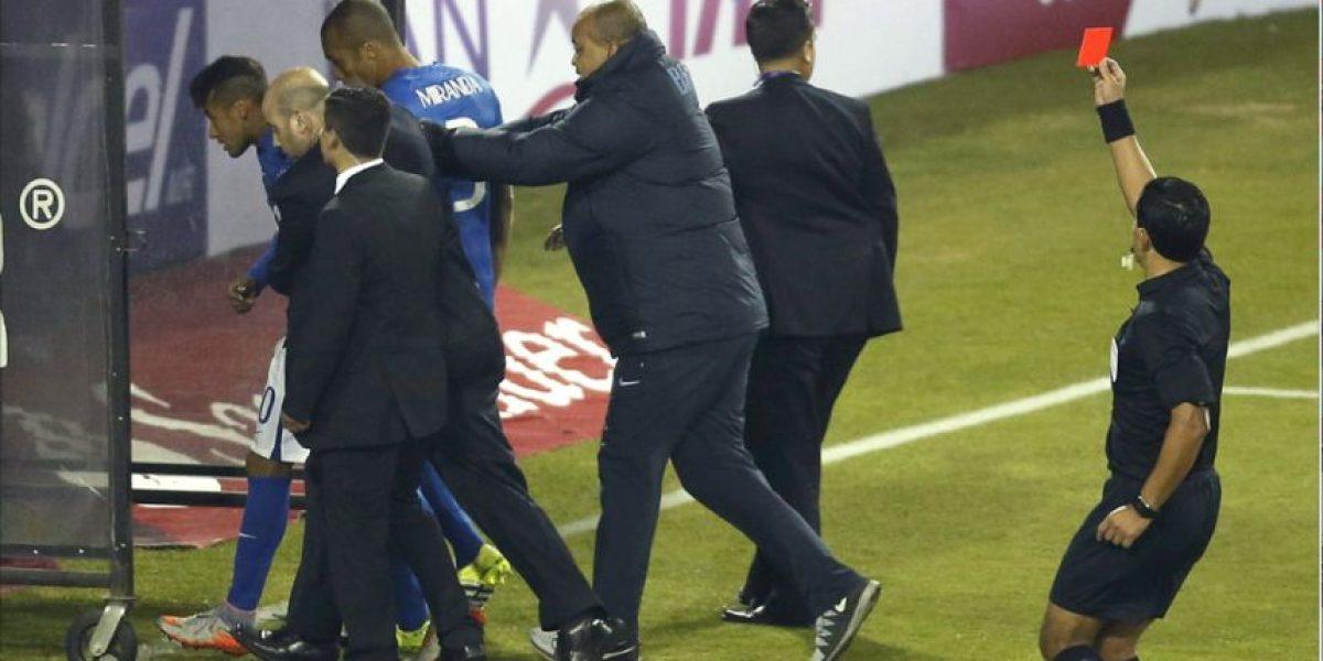 El castigo a Neymar fue más duro de lo esperado