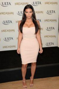 Una vez más en un vestido corto Foto:Getty Images
