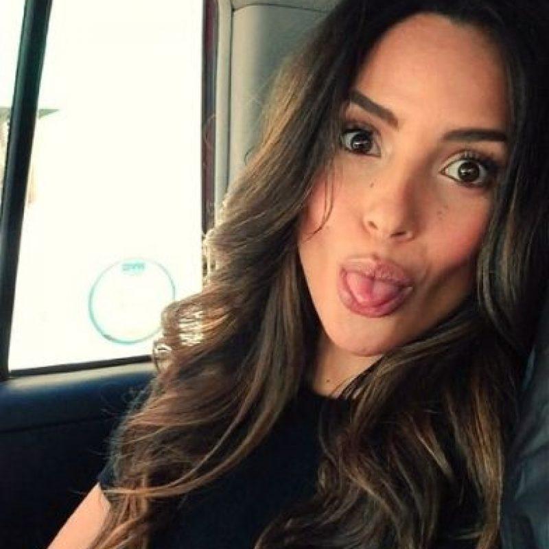 Adria Arjona tiene 23 años Foto:vía instagram.com/adriaarjona
