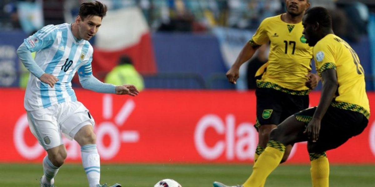 Messi sigue desaparecido en la Copa América
