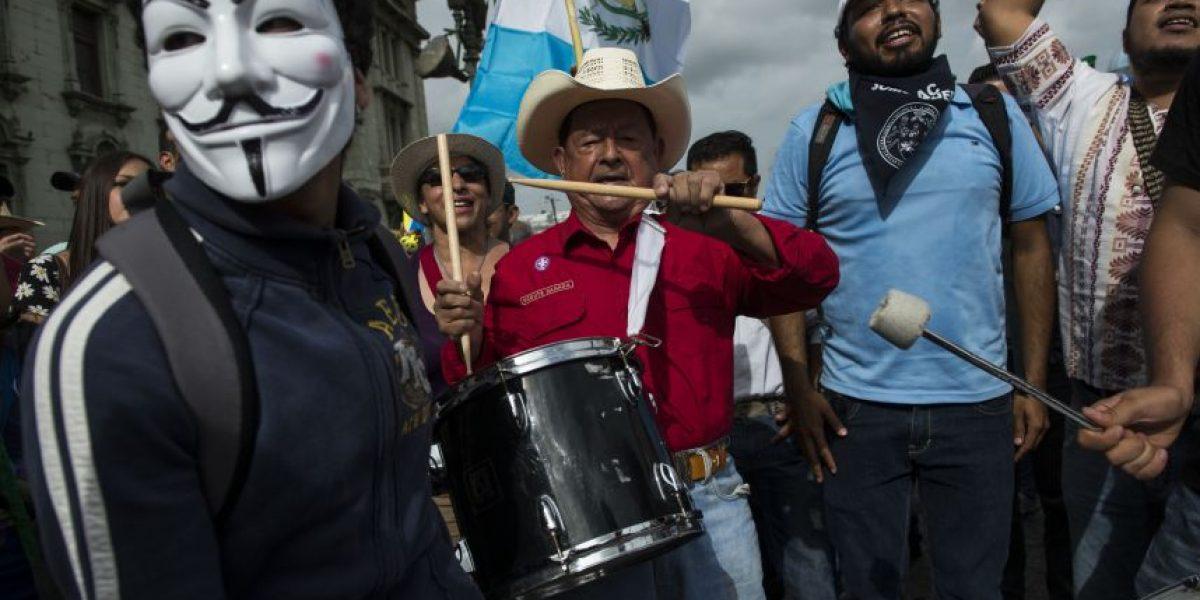 EN IMÁGENES. ¡Imparables! Guatemaltecos claman por #JusticiaYA