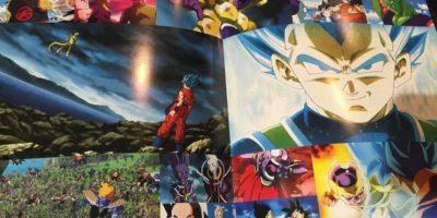 """La banda sonora de la película incluye un cóver de la famosa canción del opening de """"Dragon Ball Z"""": """"Cha-La Head-Cha-La"""". También hay una versión en inglés. Foto:vía Toei"""