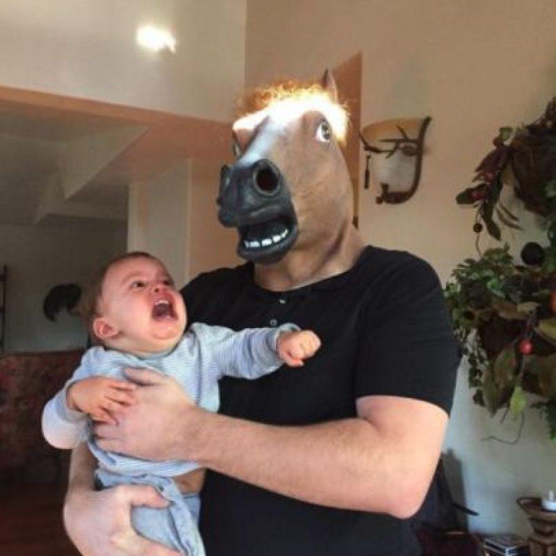 8. No asustarlos como si fueran un animal o monstruo Foto:reddit.com/user/EpilepticCookie