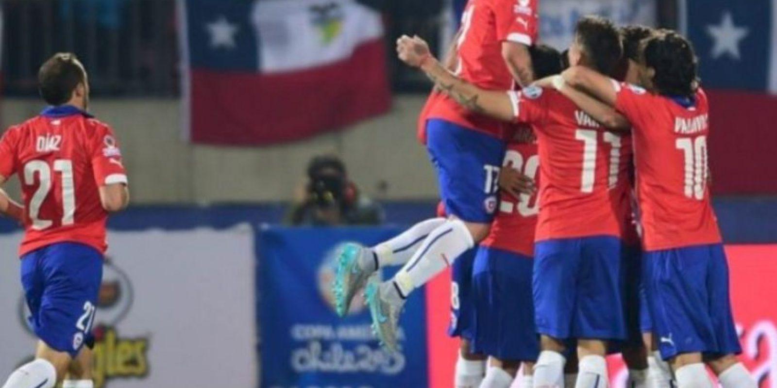 Chile Foto:AFP