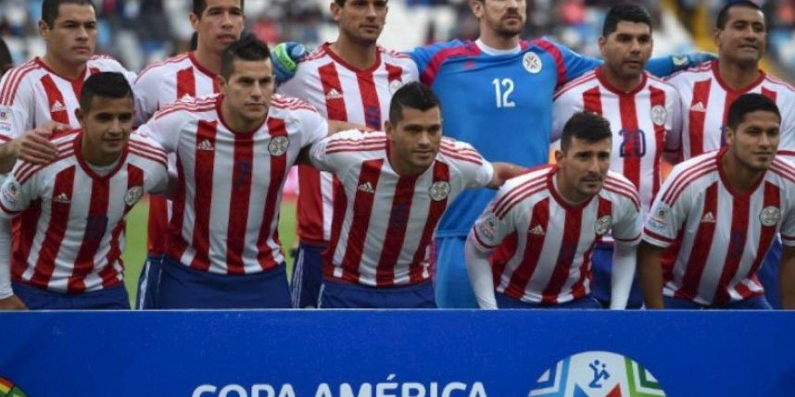 Los guaraníes empataron su último partido con Uruguay