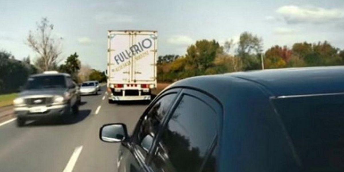 VIDEO: Estas pantallas para camiones pueden salvar vidas